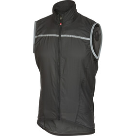 Castelli Superleggera Veste Homme, anthracite/yellow fluo